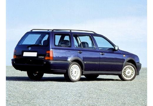 VOLKSWAGEN Golf III Variant kombi niebieski jasny tylny prawy
