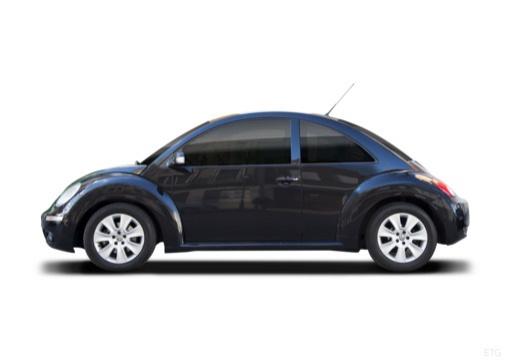 VOLKSWAGEN New Beetle II coupe boczny lewy