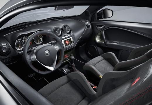 ALFA ROMEO MiTo hatchback tablica rozdzielcza