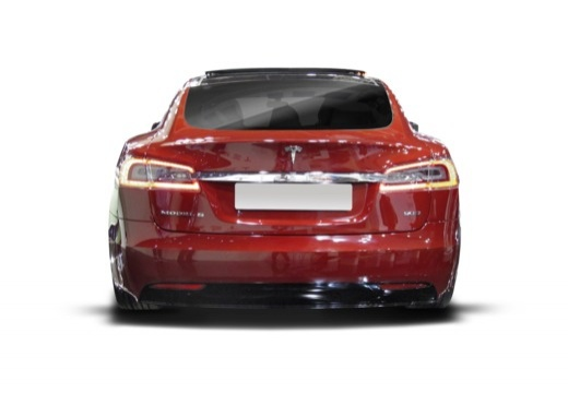 TESLA Model S II hatchback tylny