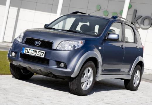 DAIHATSU Terios Top 4WD Kombi III 1.5 105KM (benzyna)