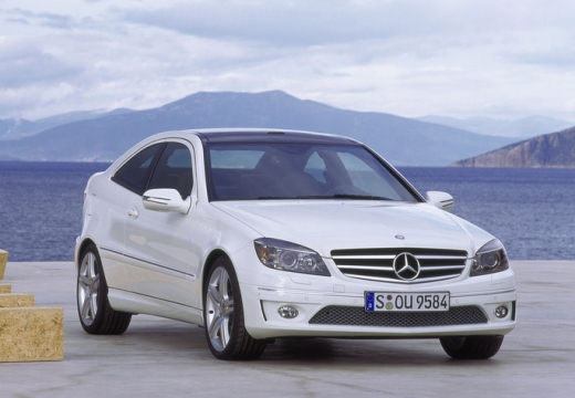 MERCEDES-BENZ CLC 230 Coupe I 2.5 204KM (benzyna)