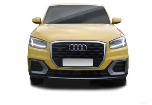 AUDI Q2 hatchback przedni