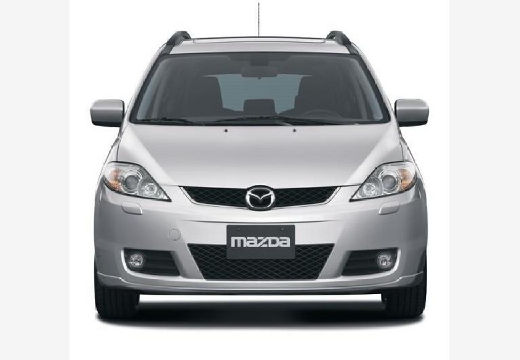 MAZDA 5 2.0 CD Exclusive Kombi mpv I 110KM (diesel)
