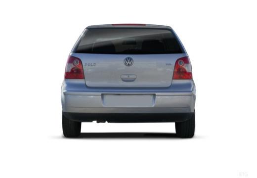 VOLKSWAGEN Polo IV I hatchback tylny