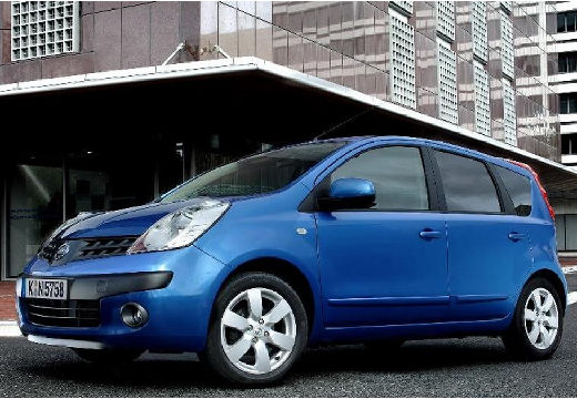 NISSAN Note Hatchback I