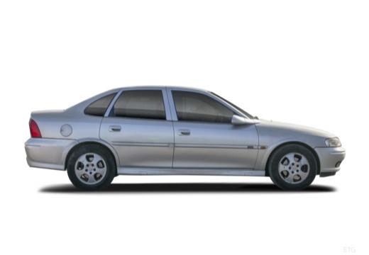 OPEL Vectra B II sedan boczny prawy