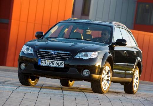SUBARU Legacy Outback 2.0D RC NSE Kombi III 150KM (diesel)