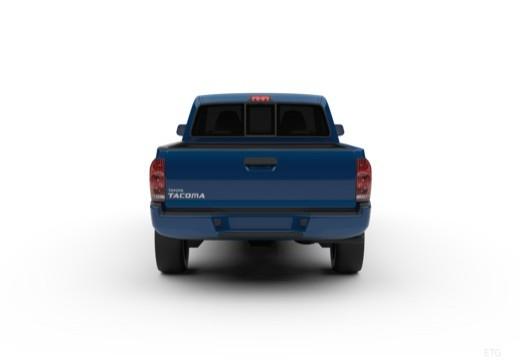 Toyota Tacoma III pickup tylny