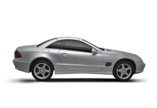 MERCEDES-BENZ Klasa SL SL 230 I roadster boczny prawy