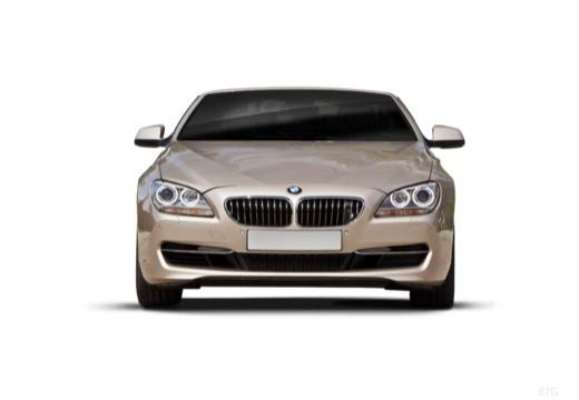 BMW Seria 6 Cabriolet F12 I kabriolet przedni