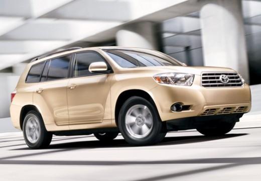 Toyota Highlander Kombi