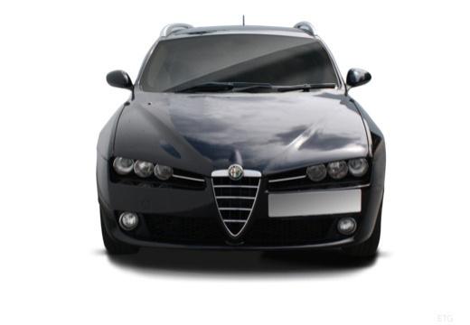ALFA ROMEO 159 Sportwagon kombi przedni