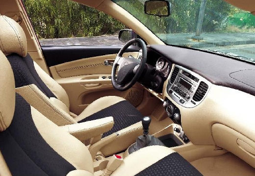 KIA Rio III hatchback tablica rozdzielcza