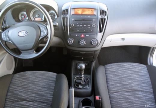 KIA Ceed Proceed II hatchback tablica rozdzielcza