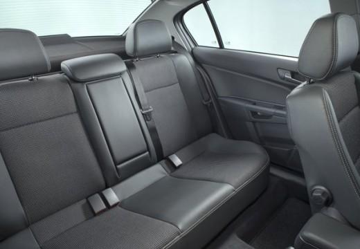 OPEL Astra III sedan wnętrze