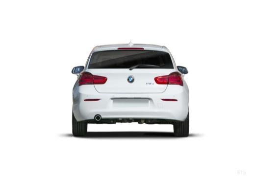 BMW Seria 1 F20 II hatchback tylny