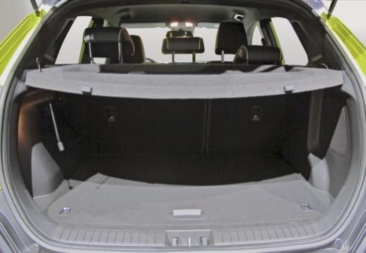 HYUNDAI Kona hatchback przestrzeń załadunkowa