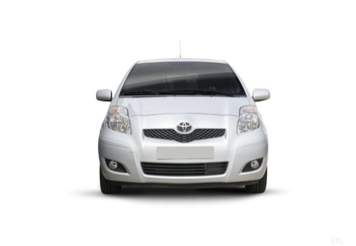 Toyota Yaris IV hatchback przedni