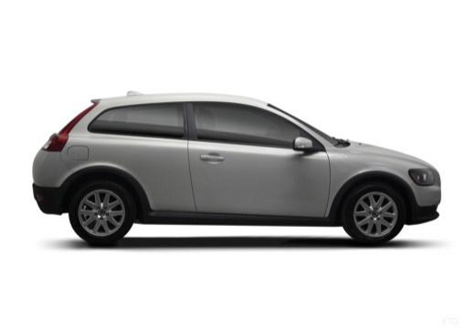 VOLVO C30 I hatchback boczny prawy
