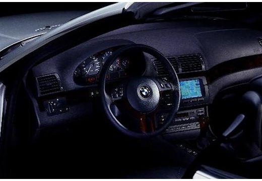BMW Seria 3 Cabriolet E46 kabriolet tablica rozdzielcza