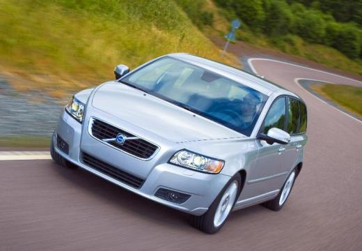 VOLVO V50 D2 Business Edition Start-Stop Kombi II 1.6 115KM (diesel)