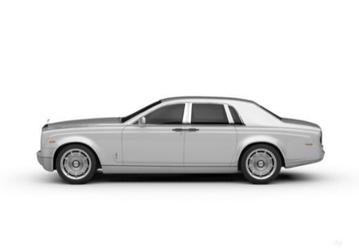 ROLLS-ROYCE Phantom I sedan boczny lewy