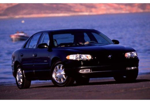BUICK Regal Coupe I sedan przedni lewy