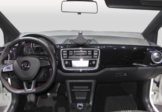 SKODA Citigo II hatchback tablica rozdzielcza
