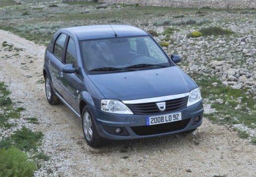 DACIA Logan II sedan szary ciemny przedni prawy