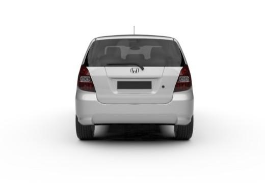 HONDA Fit hatchback tylny