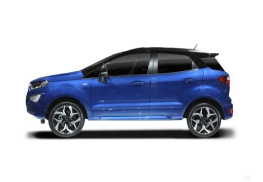FORD Ecosport hatchback boczny lewy