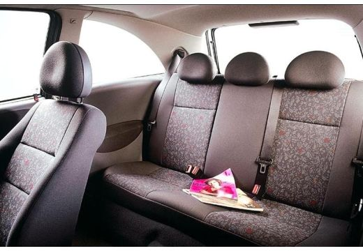 OPEL Corsa C I hatchback wnętrze