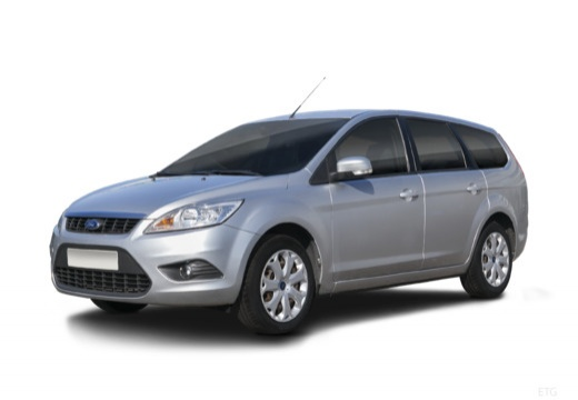 FORD Focus IV kombi silver grey
