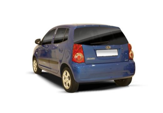 KIA Picanto II hatchback tylny lewy