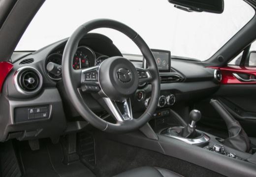 MAZDA MX-5 VII roadster tablica rozdzielcza