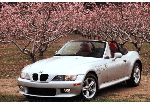 BMW Z3 roadster silver grey przedni lewy