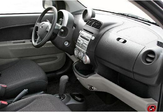 DAIHATSU Sirion III hatchback tablica rozdzielcza