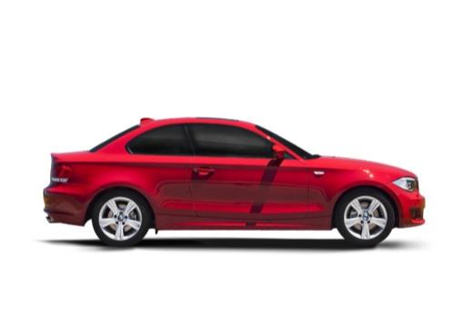 BMW Seria 1 E82 II coupe boczny prawy