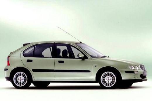 ROVER 25 hatchback zielony jasny przedni prawy