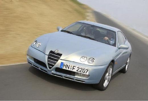 ALFA ROMEO GTV 3.2 V6 24v Coupe II 240KM (benzyna)