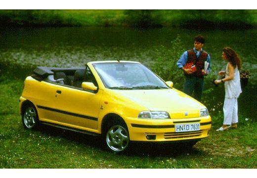 FIAT Punto Cabriolet kabriolet przedni prawy