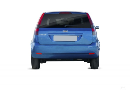 FORD Fiesta V hatchback tylny