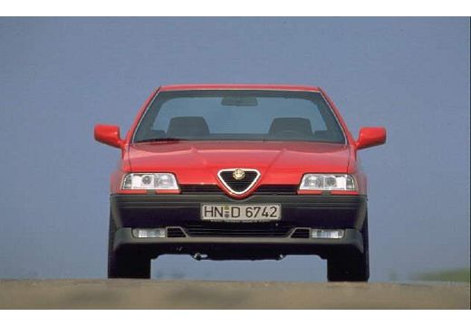 ALFA ROMEO 164 sedan przedni