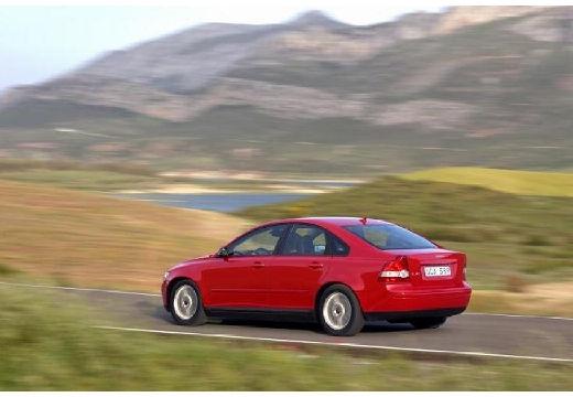 VOLVO S40 IV sedan czerwony jasny tylny lewy