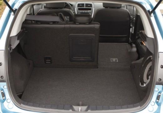 MITSUBISHI ASX I hatchback przestrzeń załadunkowa