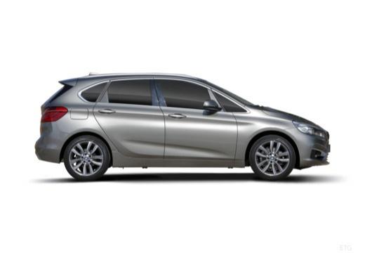 BMW Seria 2 Active Tourer F45 I kombi boczny prawy