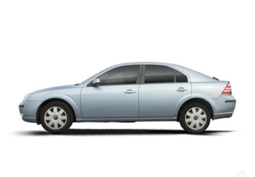 FORD Mondeo V hatchback boczny lewy
