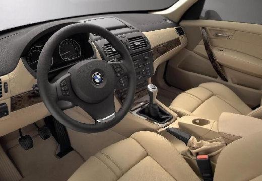BMW X3 X 3 E83 II kombi tablica rozdzielcza