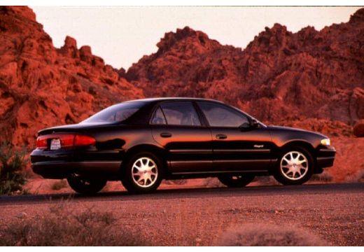 BUICK Regal Coupe I sedan tylny prawy